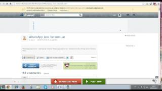 Como Baixar O Whatsapp Para Java