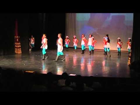Hồn Biển - Múa: thực hiện Nhóm múa thiếu nhi cộng đồng Ba Lan