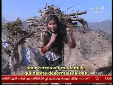 تيميشا قرية بالاطلس الكبيرالشرقي باقليم ميدلت معاناة لاتنتهي – عن المغربية الاخبارية-