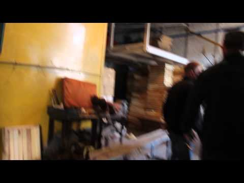 'People's Mayor' of Sloviansk - Tour of His Soap Factory