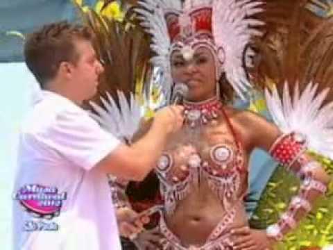 Ana Moura da Tom Maior no Musa do Carnaval SP 2012