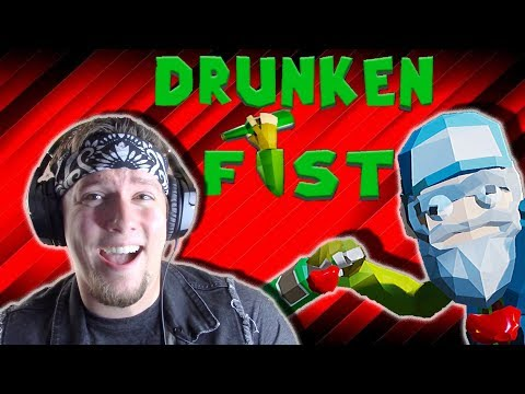DRUNKEN FIST TOTALLY ACCURATE BEAT 'EM UP GAMEPLAY WALKTHROUGH - Fun Free To Play Demo