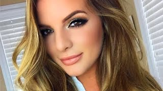 GET READY WITH ME | Full Glam | Casey Holmes