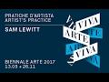 Biennale Arte 2017 - Sam Lewitt