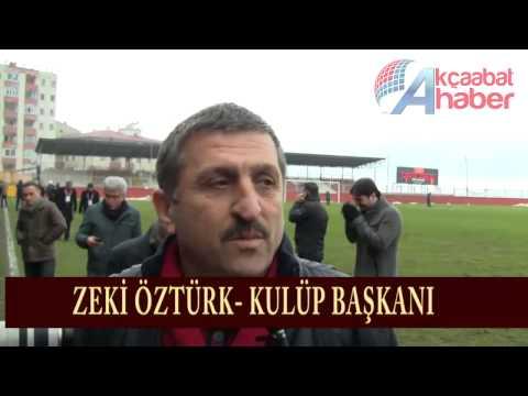 Trabzon akçaabat futbol kulübü başkani zeki öztürk