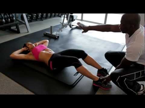 Workout With Rosa Acosta Abs Part 2 Add To Ej Playlist Rosa Acosta And