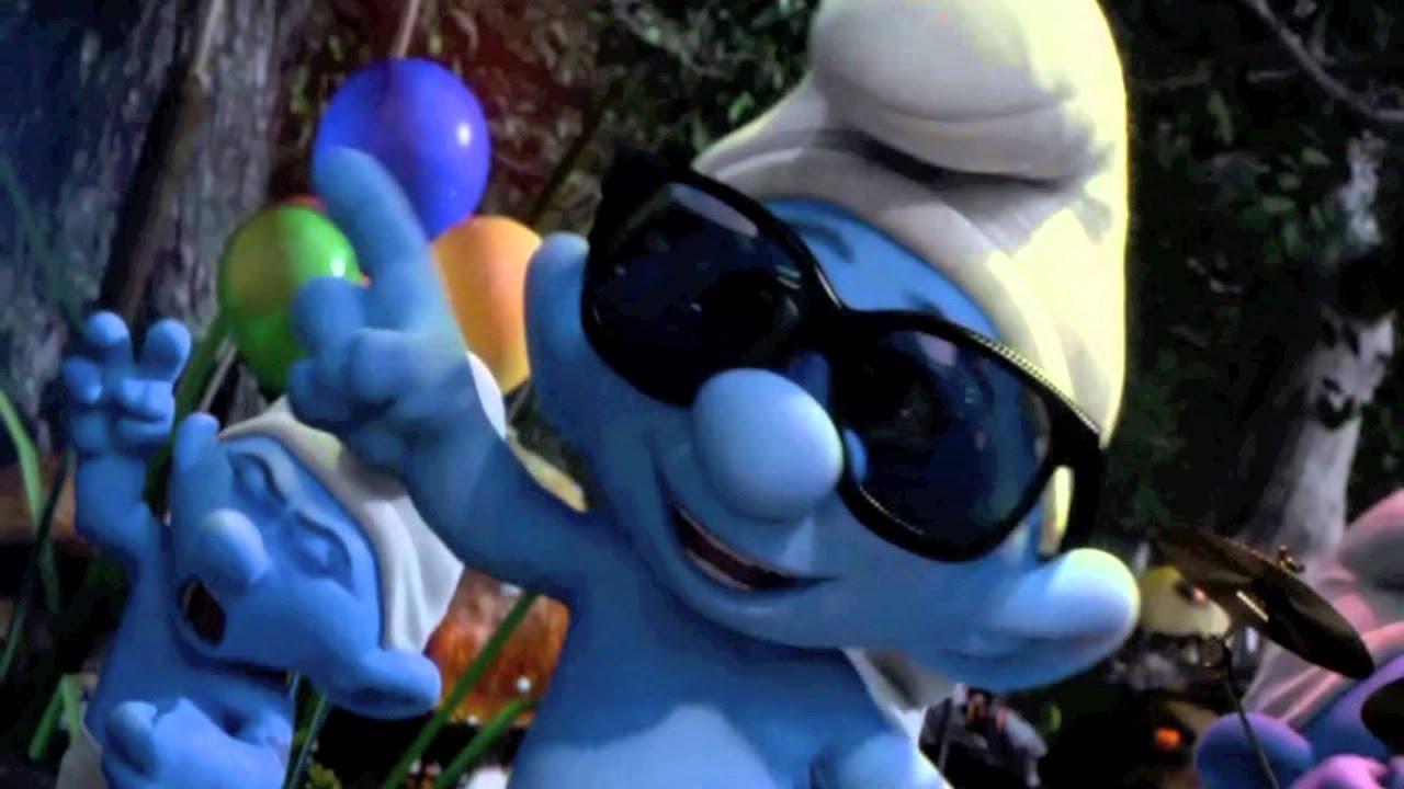 Smurfs 2 Naughties