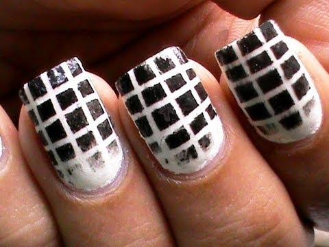 gradient nail polish designs cute ombre nail art designs