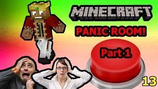 PANIC ROOM - Minecraft