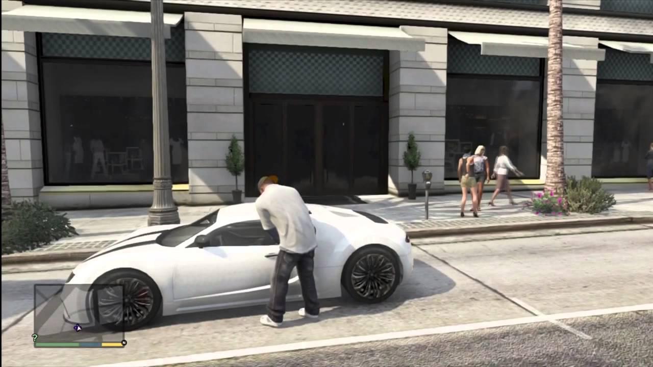 gta 5 bugatti veyron location million dollar car youtube. Black Bedroom Furniture Sets. Home Design Ideas