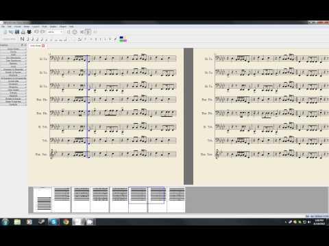 Sonicboom - Low Brass Arrangement