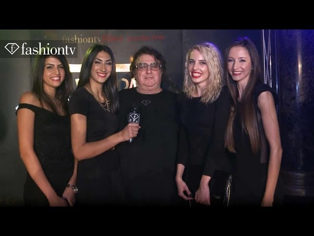 FashionTV Party at Casa Vernescu Bucharest ft. Michel Adam and Steven Seagal | FashionTV
