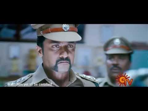 Singam 2 Official Trailer Theatrical Tamil 1080p HD (2.45 mins)