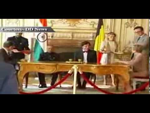 MoU signed between Indian & Belgian Universities