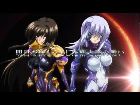 Muv-Luv Alternative: Total Eclipse Trailer #2