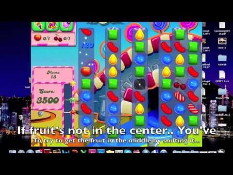 How Do You Accept A Ticket In Candy Crush