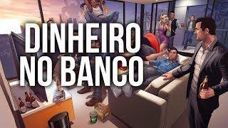 GTA V Online: Como Depositar Dinheiro No Banco?