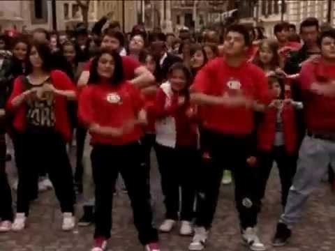 Mandinga - Flashmob Zaleilah