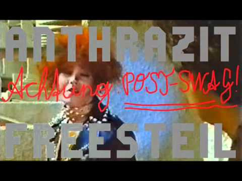 Anthrazit (VERY RARE NEW COOKING MUSIC FROM AUSTRIA!!) POST-SWAG