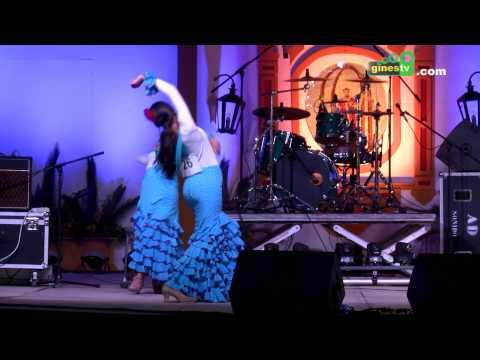 V Concurso de Baile por Sevillanas Feria de San Ginés 2015
