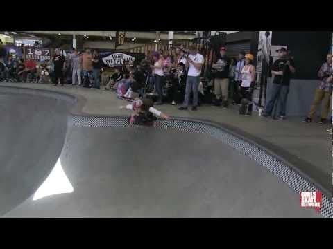 Chasity Collins - Vans Girls Combi Pool Classic 2013