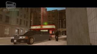 GTA 3 Walkthrough Mission #15 Salvatore's Called A