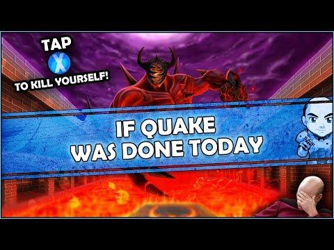 Что было бы, если бы Quake вышел сегодня?