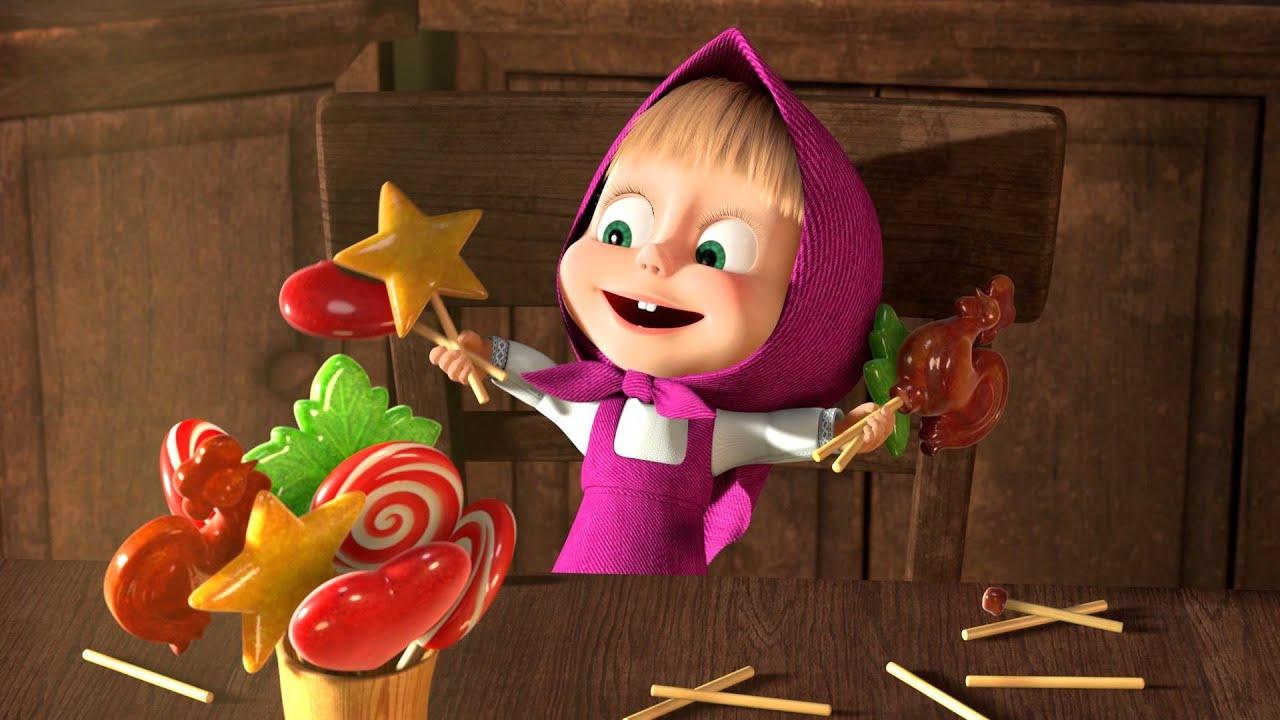 Развивающие мультфильмы для детей 4 - 5 лет