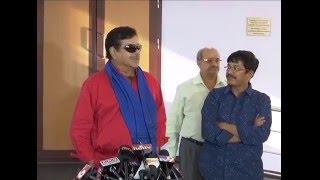 Shatrughan Sinha Watches Eedo Rakam Aado Rakam
