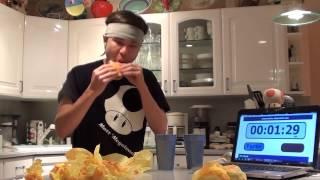 10 McDonald's Cheeseburgers in 2:10