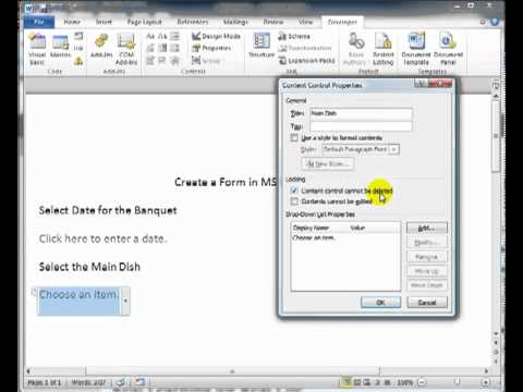 how to create micro pages in ms word