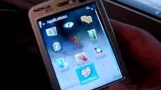 Nokia N73 - Filmes em AVI e Jogo 3d view on youtube.com tube online.