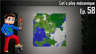 Let's Play Mécanique 2.0 ! - Ep 58 - Maison cubique