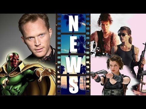 Paul Bettany is Vision in Avengers 2, The Expendabelles details! - Beyond The Trailer