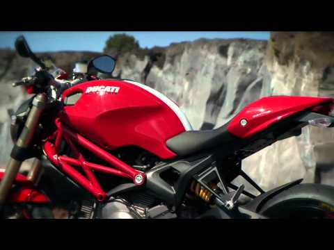 2012 Ducati Monster 1100 EVO official video 1080p