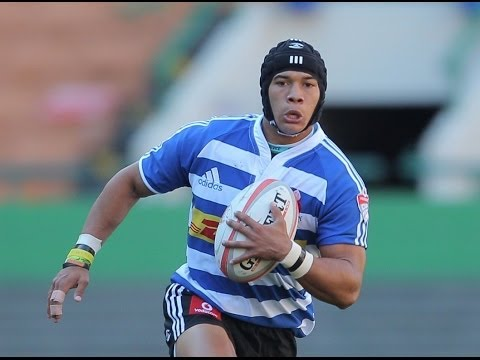 Tribute to CHESLIN KOLBE - Unbelievable Step!