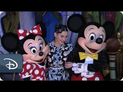 Katy Perry Visits Walt Disney World Resort During Fourth of July Holiday Weekend | Disney Parks