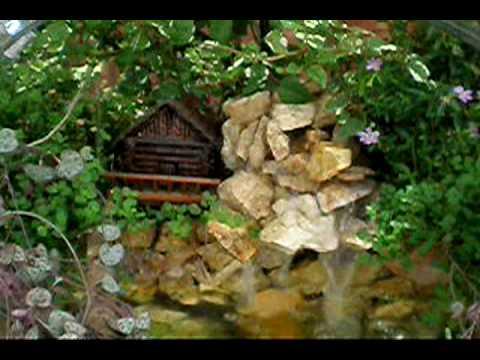 Jardines en miniatura susurros youtube for Jardines en miniatura