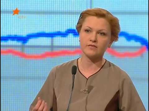 Виступ Оксани Продан, програма Свобода Слова від 04.02.2013