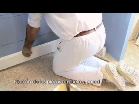 Hirutube - Cómo hacer una librería de escayola