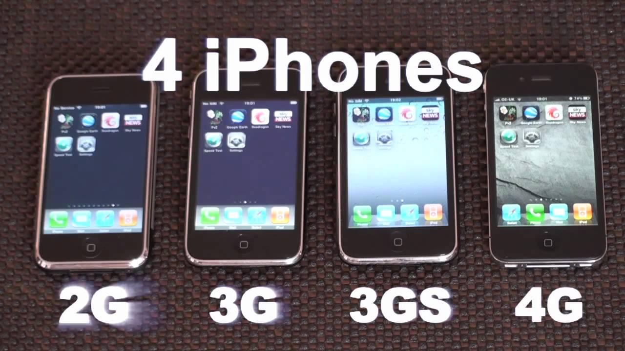 maxresdefault jpgIphone 1 Vs Iphone 2