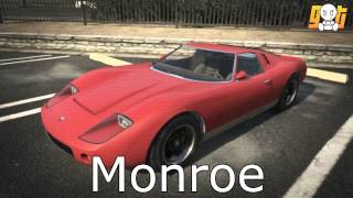 GTA 5 Legendary Motorsport Car Line-up