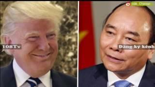 Người Buôn Gió: Bị tiếp đón sơ sài, Nguyễn Xuân Phúc thề sẽ trả đũa Donal Trump và nước Mỹ