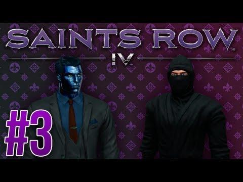PUPKA CZUŁKA - Saints Row IV - skkf & Masterczułek [#3]