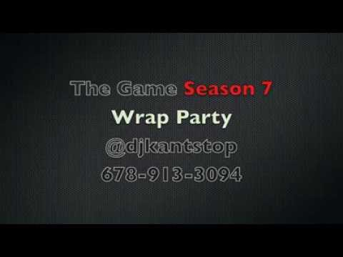 Bet's The Game Season 7 Wrap Party