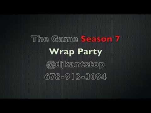 Bet's The Game Season 7 Wrap Party