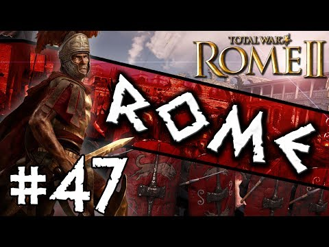 Total War: Rome II: Rome Campaign #47 ~ African East!