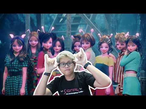 youtube video TWICE  SIGNAL  MV REACTION  ALIEN MACAM APA INI?!!! to 3GP conversion