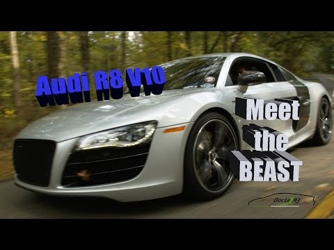 "Meet the BEAST (Ep. #6): Audi R8 V10 ""-e-Tron"" Stark-mobile"