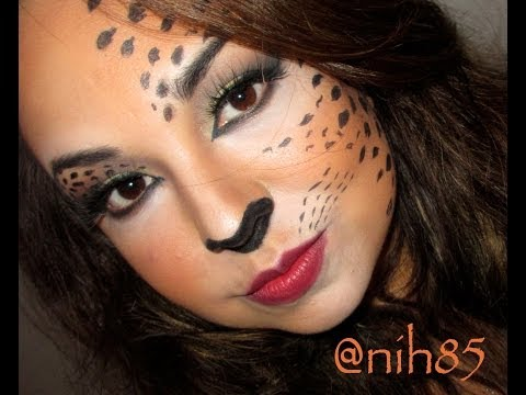 Sexy Halloween Look: Gatubela/ Leopardo